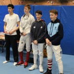 Kent Under 16 Epee 2015
